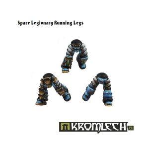 Kromlech   Heretic Legionary Conversion Parts Legionaires Running Legs (6) - KRCB062 - 5902216110601