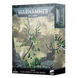 Games Workshop Warhammer 40,000  Necrons Necrons C'tan Shard of the Void Dragon - 99120110054 - 5011921138616