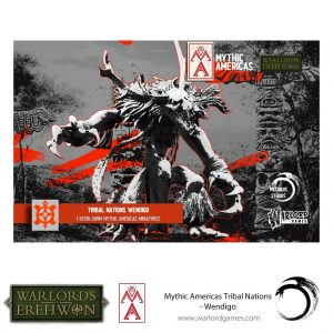 Warlord Games Warlord of Erehwon  Warlords of Erehwon Warlord of Erehwon: Wendigo - 723014007 -