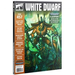 Games Workshop   White Dwarf White Dwarf 457 (October 2020) - 60249999599 - 5011921131907