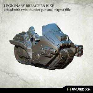 Kromlech   Legionary Model Kits Legionary Breacher Bike (1) twin thunder gun & magma rifle - KRM106 - 5902216113930