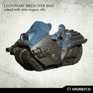 Kromlech   Legionary Model Kits Legionary Breacher Bike (1) twin magma rifle - KRM102 - 5902216113893