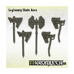 Kromlech   Legionary Conversion Parts Legionary Chain Axes (5) - KRCB134 - 5902216112926