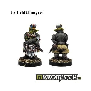 Kromlech   Orc Model Kits Orc Field Chirurgeon (1) - KRM012 - 5902216111370