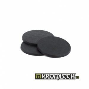 Kromlech   Plain Bases Round 50mm Bases (3) - KRPB004 - 5902216111943