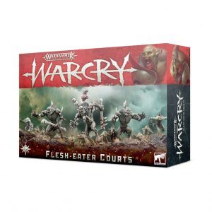 Games Workshop Age of Sigmar | Warcry  Warcry Warcry: Flesh-Eater Courts Warband - 99120207099 - 5011921139507