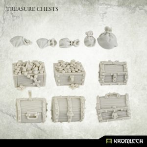 Kromlech   Kromlech Terrain Treasure Chests (9) - KRBK059 - 5908291070410