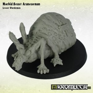 Kromlech   Heretic Legionary Model Kits Morbid Beast Araneaeman - KRM076 - 5902216113251