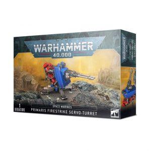Games Workshop Warhammer 40,000  Space Marines Primaris Firestrike Servo-turret - 99120101272 - 5011921133956