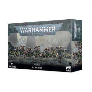 Games Workshop Warhammer 40,000  Necrons Necrons Warriors - 99120110052 - 5011921138593