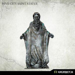 Kromlech   Kromlech Terrain Hive City Saint Statue (1) - KRBK035 - 5902216118034