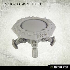 Kromlech   Misc Model Kits Tactical Command Table - KRM148 -