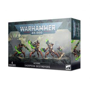Games Workshop Warhammer 40,000  Necrons Necrons Skorpekh Destroyers - 99120110051 - 5011921138586