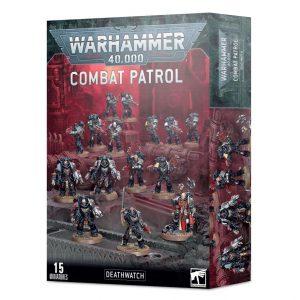 Games Workshop Warhammer 40,000  Deathwatch Combat Patrol: Deathwatch - 99120109014 - 5011921143061