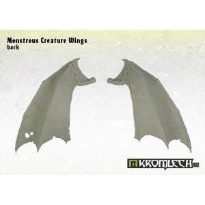 Kromlech   Misc / Weapons Conversion Parts Monstrous Creature Wings (1) - KRCB142 - 5902216113022