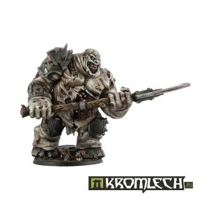 Kromlech   Heretic Legionary Model Kits Rotten Butcher (Demon of Plague) - KRM015 - 5902216111400