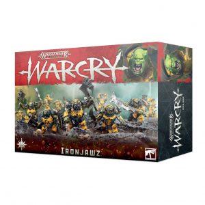 Games Workshop Age of Sigmar | Warcry  Warcry Warcry: Ironjawz Warband - 99120209066 - 5011921139514