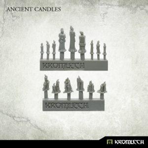 Kromlech   Misc / Weapons Conversion Parts Ancient Candles - KRBK021 - 5902216117426