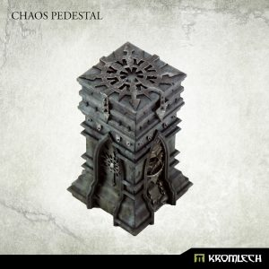 Kromlech   Heretic Legionary Model Kits Chaos Pedestal - KRBK040 - 5902216118829