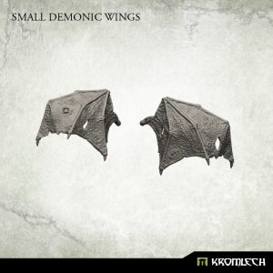 Kromlech   Demons Model Kits Small Demonic Wings (3) - KRCB173 - 5902216114944