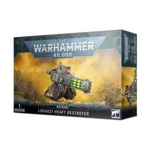 Games Workshop Warhammer 40,000  Necrons Necron Lokhust Heavy Destroyer - 99120110044 - 5011921133925