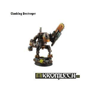 Kromlech   Orc Model Kits Clanking Destroyer (1) - KRM001 - 5902216111264