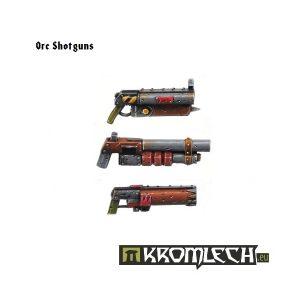 Kromlech   Orc Conversion Parts Orc Shotguns (6) - KRCB032 - 5902216110304