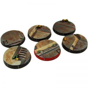 Micro Art Studio   Terminus Bases Terminus Arc Bases, Round 40mm (2) - B05072 - 5907652560713