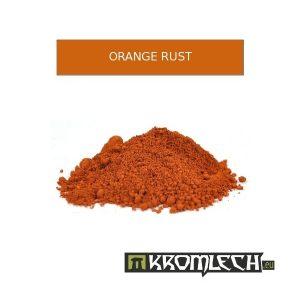 Kromlech   Weathering Powders Weathering Powder: Orange Rust - KRMA006 - 5902216112070