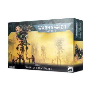 Games Workshop Warhammer 40,000  Necrons Necron Canoptek Doomstalker - 99120110045 - 5011921133932
