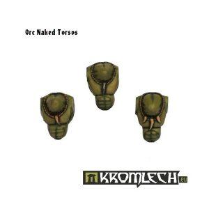 Kromlech   Orc Conversion Parts Orc Naked Torsos (6) - KRCB025 - 5902216110236