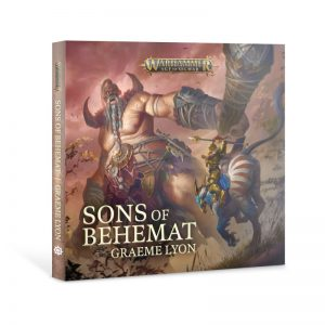 Games Workshop   Audiobooks Sons of Behemat (Audiobook) - 60680281697 - 9781789990904