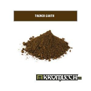 Kromlech   Weathering Powders Weathering Powder: Trench Earth - KRMA013 - 5902216112148