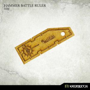 Kromlech   Tapes & Measuring Sticks Hammer Battle Ruler [HDF] (1) - KRGA021 - 5902216114166