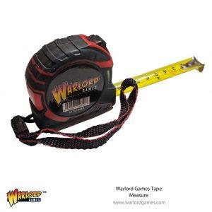 Warlord Games   Warlord Games Tools Warlord TAPE MEASURE - 843419929 - 5060572507487