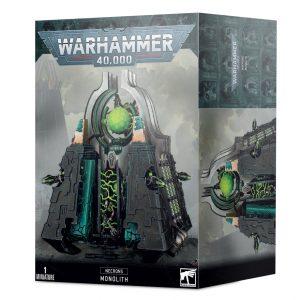 Games Workshop Warhammer 40,000  Necrons Necrons Monolith - 99120110043 - 5011921133918