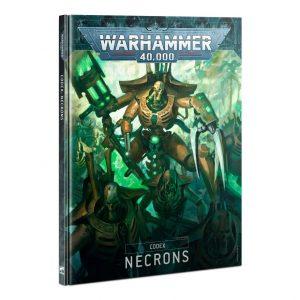 Games Workshop Warhammer 40,000  Necrons Codex: Necrons - 60030110007 - 9781839060786