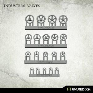 Kromlech   Misc / Weapons Conversion Parts Industrial Valves - KRBK019 - 5902216117365