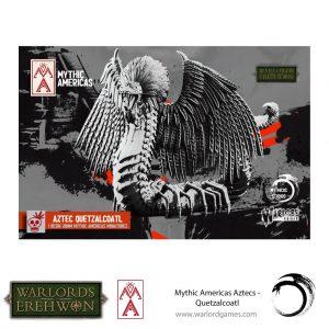 Warlord Games Warlord of Erehwon  Warlords of Erehwon Warlord of Erehwon: Quetzalcoatl - 723011004 -