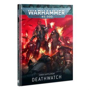 Games Workshop Warhammer 40,000  Deathwatch Codex Supplement: Deathwatch - 60030109004 - 9781839061059