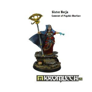 Kromlech   Imperial Guard Model Kits Sister Herja - KRM062 - 5902216112216