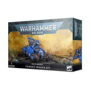 Games Workshop Warhammer 40,000  Space Marines Primaris Invader ATV - 99120101271 - 5011921133949