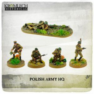 Kromlech   Kromlech Historical Polish Army HQ (5) - KHWW2003 - 5902216117594