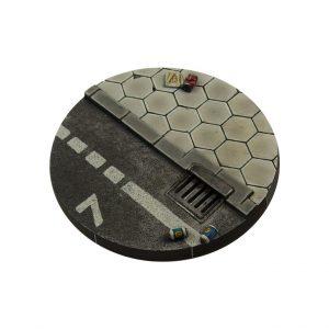 Micro Art Studio   Urban Bases Urban Arc Bases, Round 70mm (1) - B03274 - 5907652560690