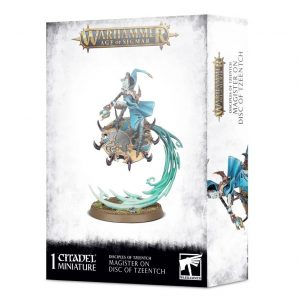 Games Workshop Age of Sigmar  Disciples of Tzeentch Magister on Disc of Tzeentch - 99129915057 - 5011921135776