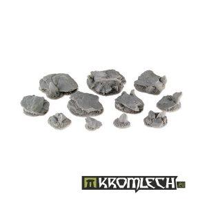 Kromlech   Basing Kits Slate Basing Kit (11) - KRBK001 - 5902216111837