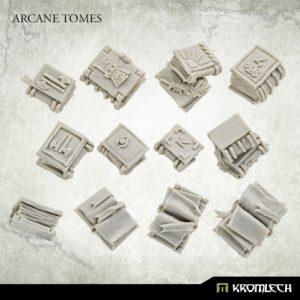 Kromlech   Kromlech Terrain Arcane Tomes (12) - KRBK061 - 5908291070434