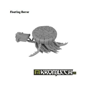 Kromlech   Heretic Legionary Model Kits Chaos Demon - Floating Horror - KRM059 - 5902216111820