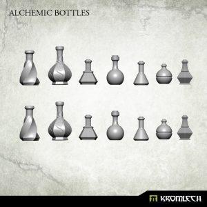 Kromlech   Basing Extras Alchemic Bottles (14) - KRBK017 - 5902216115316