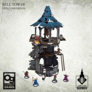 Kromlech   Kromlech Terrain Bell Tower - KRTS136 - 5908291070168